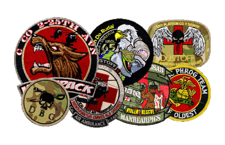 Top 4 Benefits of Custom Made Iron on Patches