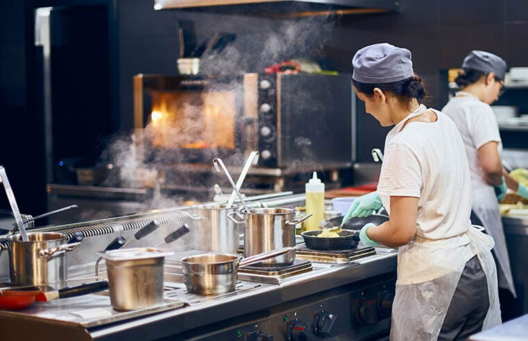 Dark Kitchens: The New Name in Food Delivery Business