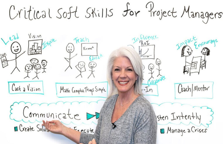 4 Areas to Focus for Improving Project Management Skills